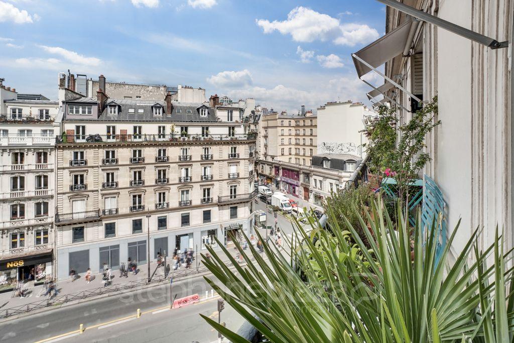 Achat appartement 3pièces 59m² - Paris 4ème arrondissement
