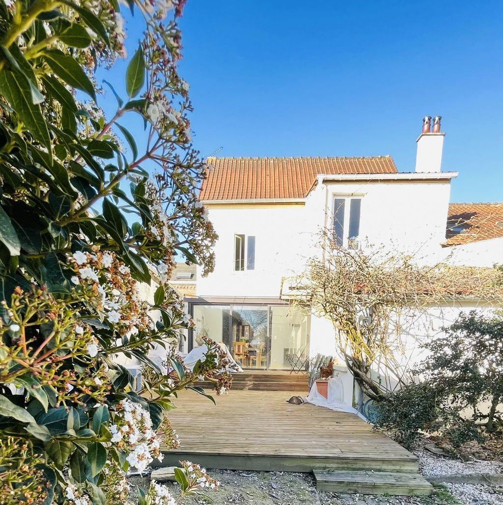 Achat maison 4chambres 160m² - Amiens