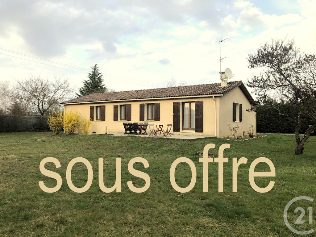 Achat maison 3chambres 90m² - Blyes