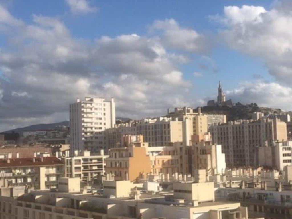 Achat appartement 3pièces 50m² - Marseille 7ème arrondissement