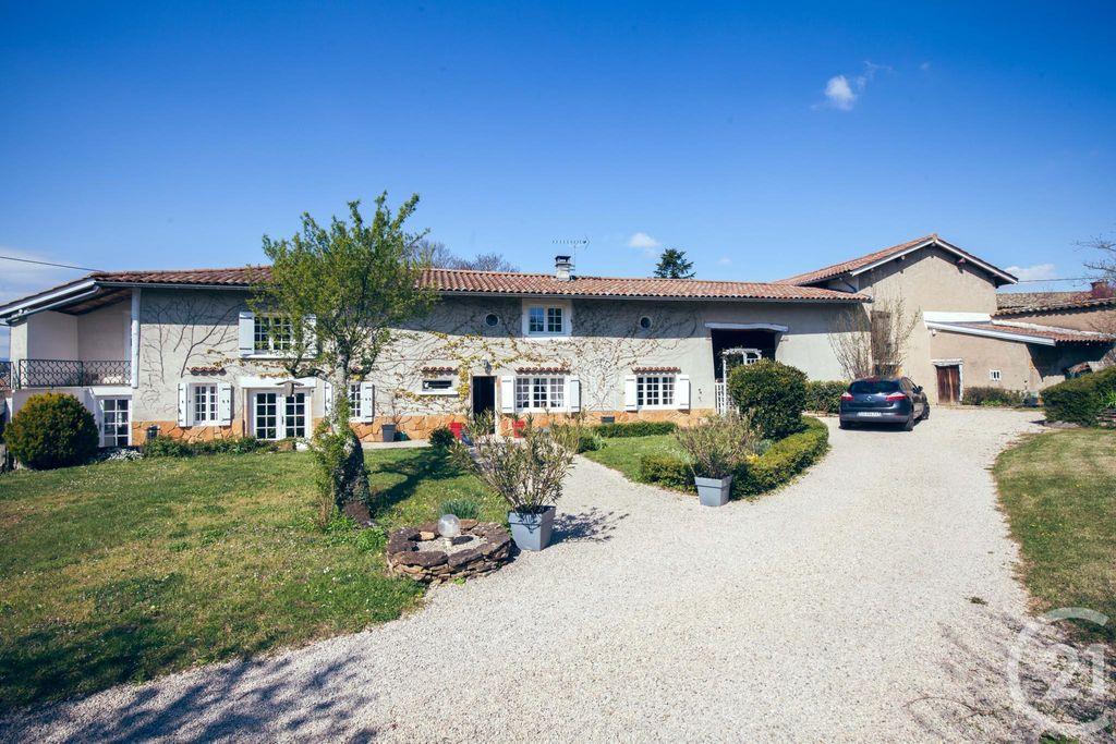 Achat maison 3chambres 160m² - Messimy-sur-Saône