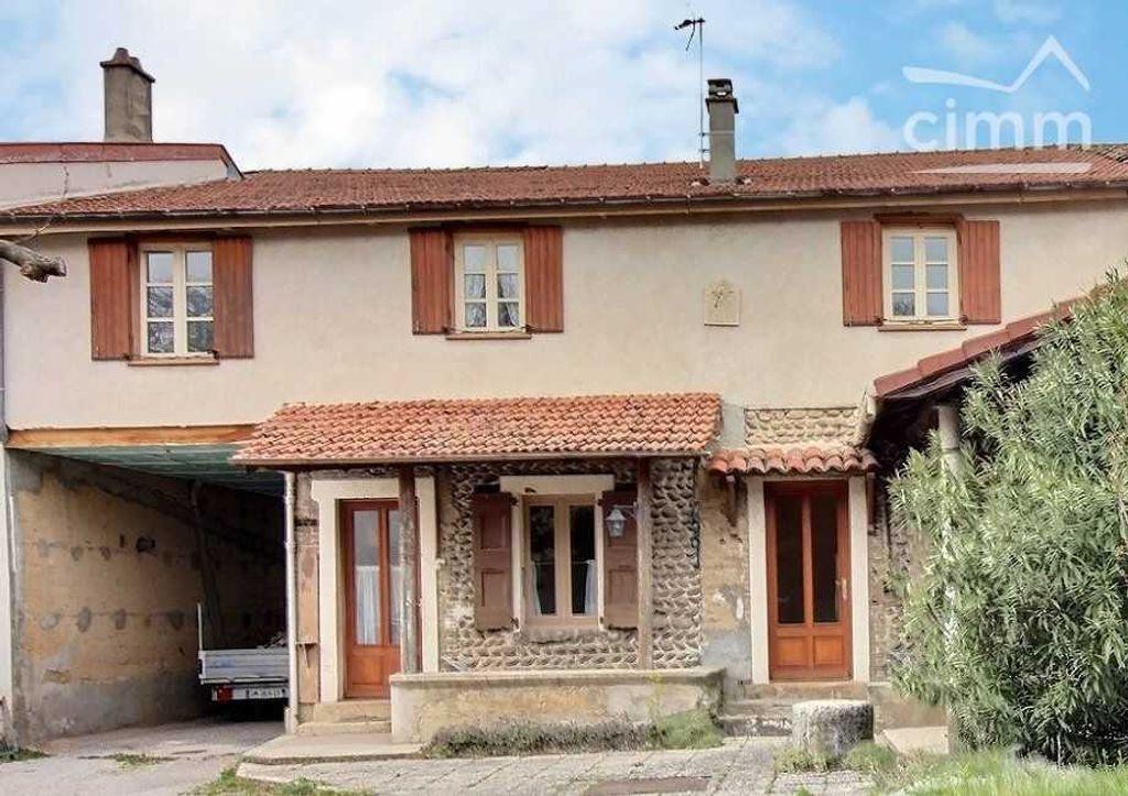 Achat maison 5chambres 218m² - Saint-Sorlin-en-Valloire