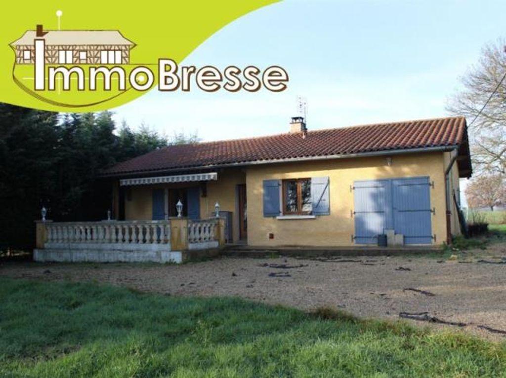 Achat maison 3chambres 92m² - Servignat