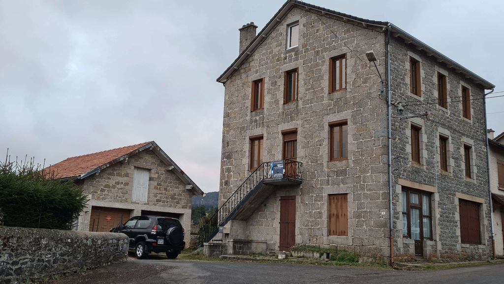 Achat appartement 6pièces 139m² - Mazet-Saint-Voy