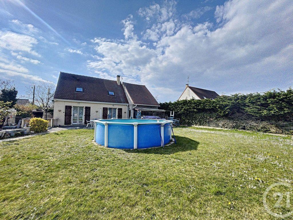 Achat maison 4chambres 107m² - Villeneuve-les-Bordes