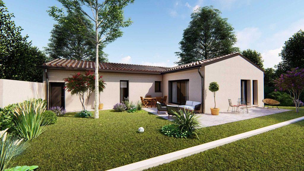 Achat maison 4chambres 118m² - Mours-Saint-Eusèbe