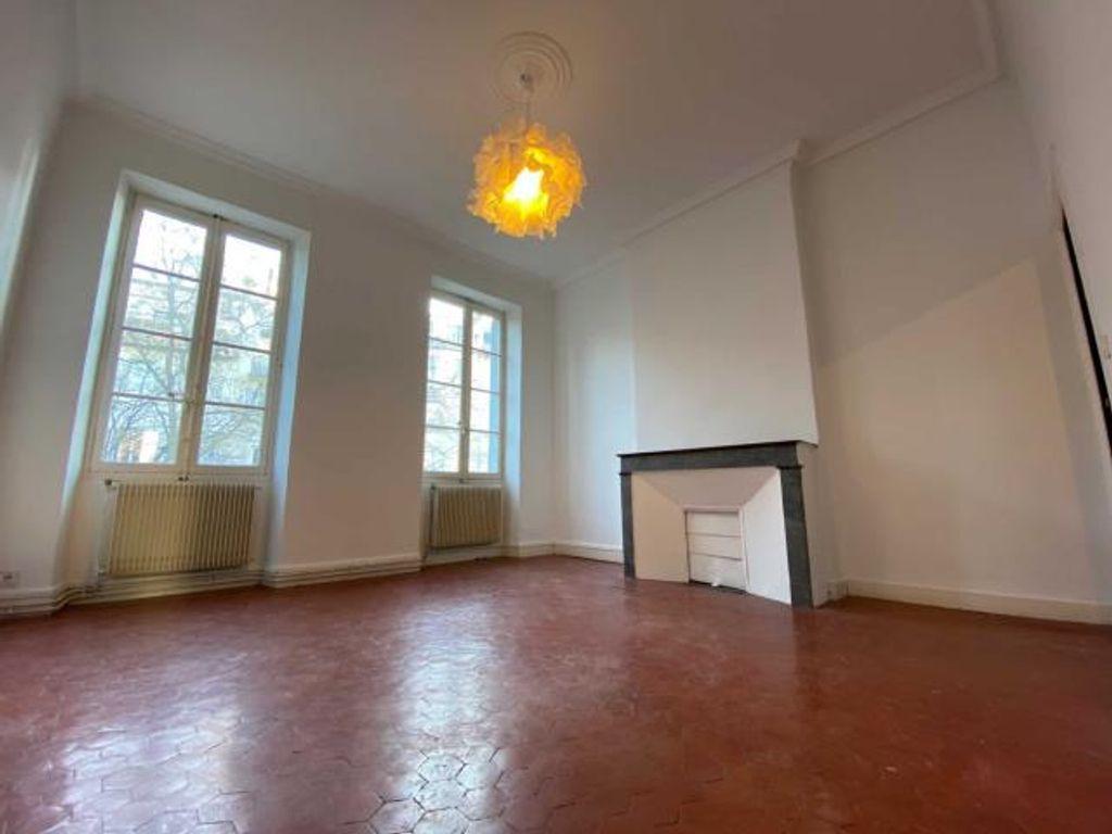 Achat appartement 3pièces 78m² - Marseille 1er arrondissement