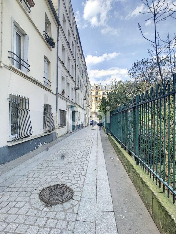 Achat studio 8m² - Paris 17ème arrondissement