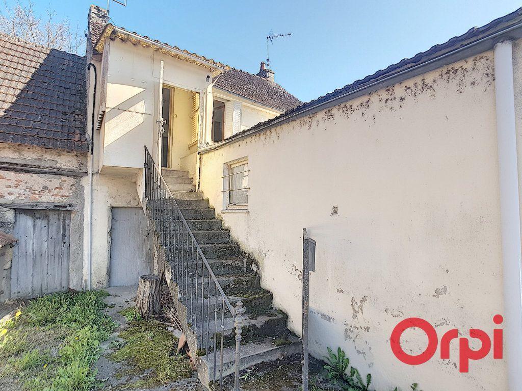 Achat maison 2chambres 94m² - Saint-Victor