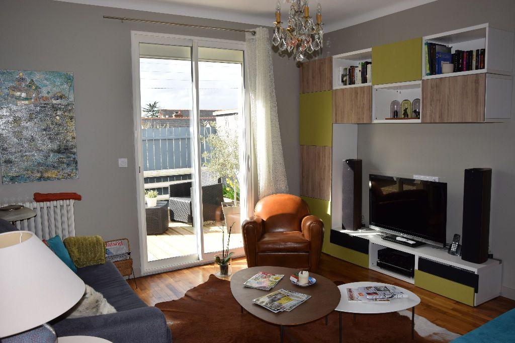 Achat maison 4chambres 133m² - Rennes