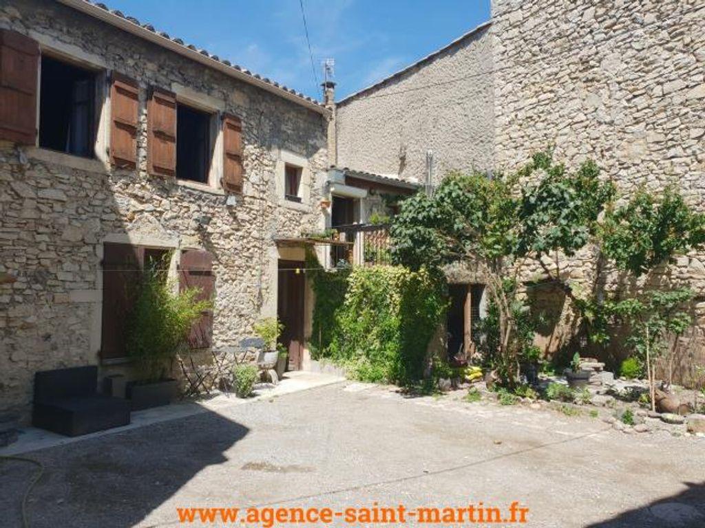 Achat maison 7chambres 230m² - Saint-Marcel-lès-Sauzet