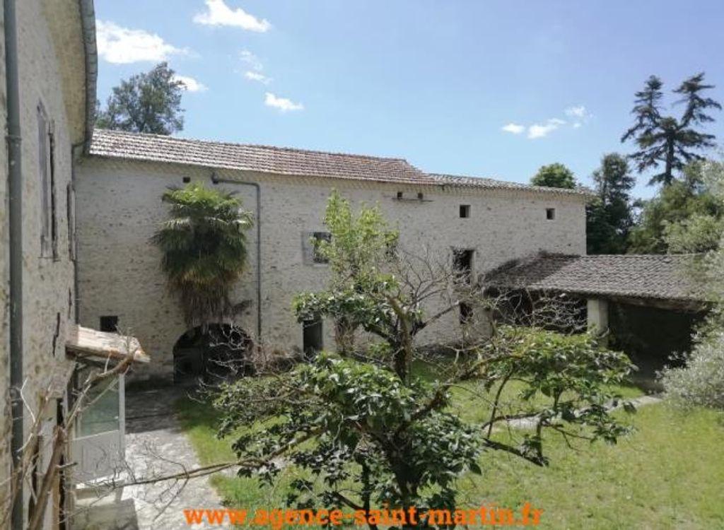 Achat maison 5chambres 300m² - La Bâtie-Rolland