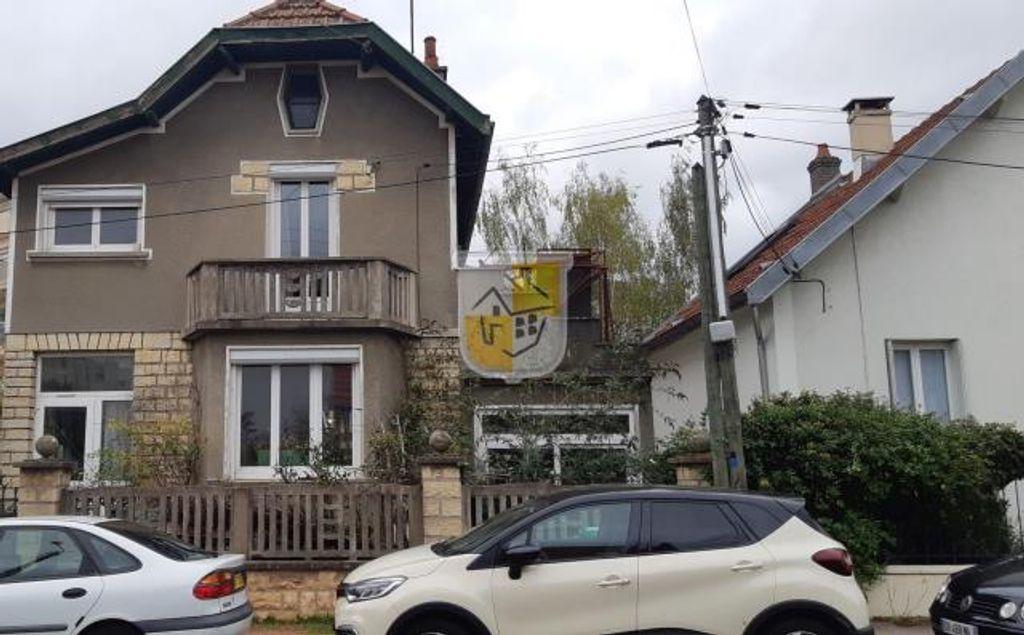 Achat maison 2chambres 80m² - Dijon