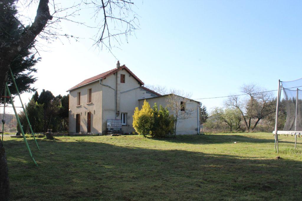 Achat maison 4chambres 124m² - Vézézoux