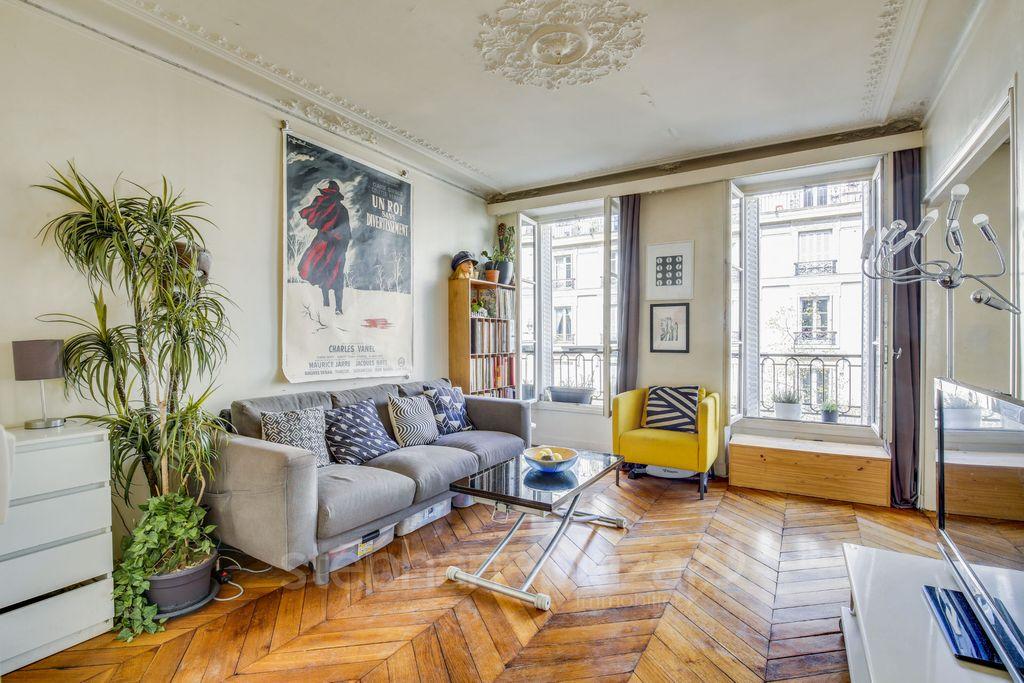 Achat appartement 4pièces 62m² - Paris 4ème arrondissement