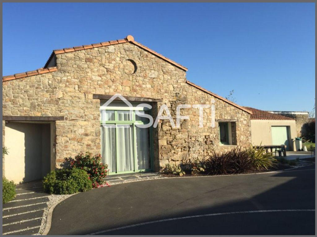 Achat maison 2chambres 120m² - La Guyonnière