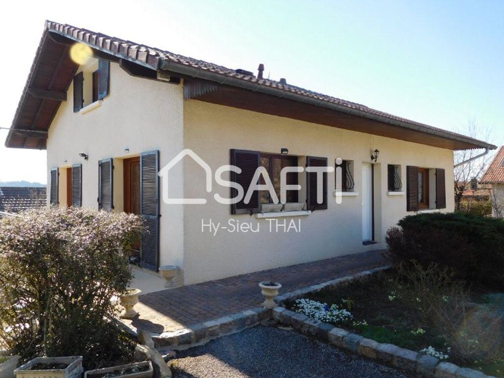 Achat maison 4chambres 105m² - Arbent
