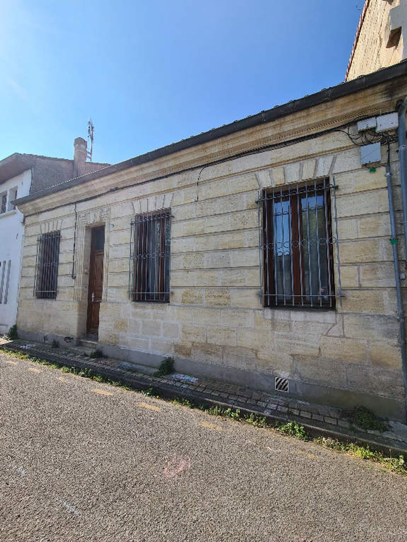 Achat maison 1chambre 45m² - Bordeaux