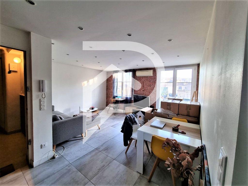 Achat appartement 3pièces 60m² - Marseille 8ème arrondissement