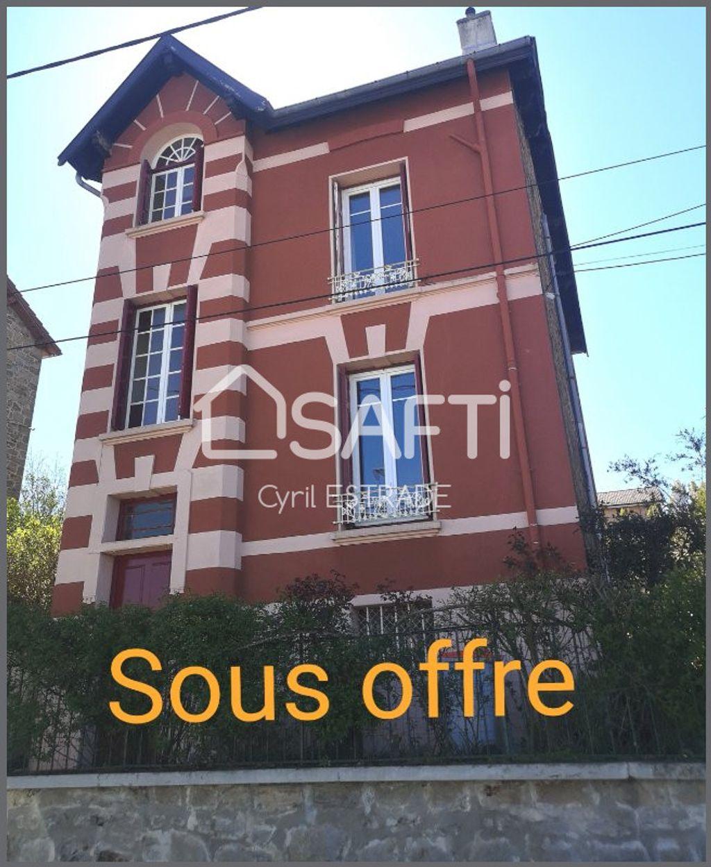 Achat maison 3chambres 140m² - Saint-Étienne