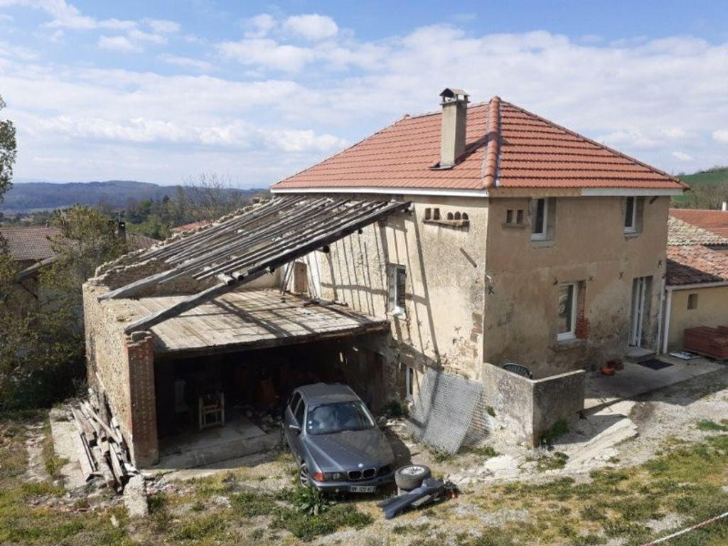 Achat maison 3chambres 115m² - Arthémonay
