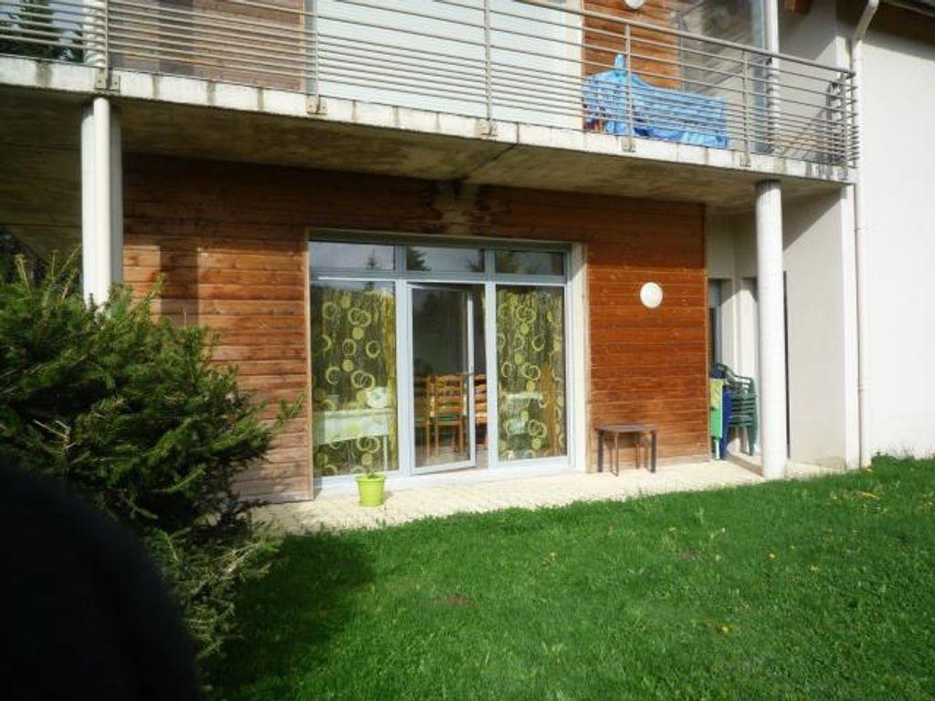 Achat appartement 2pièces 46m² - Le Chambon-sur-Lignon
