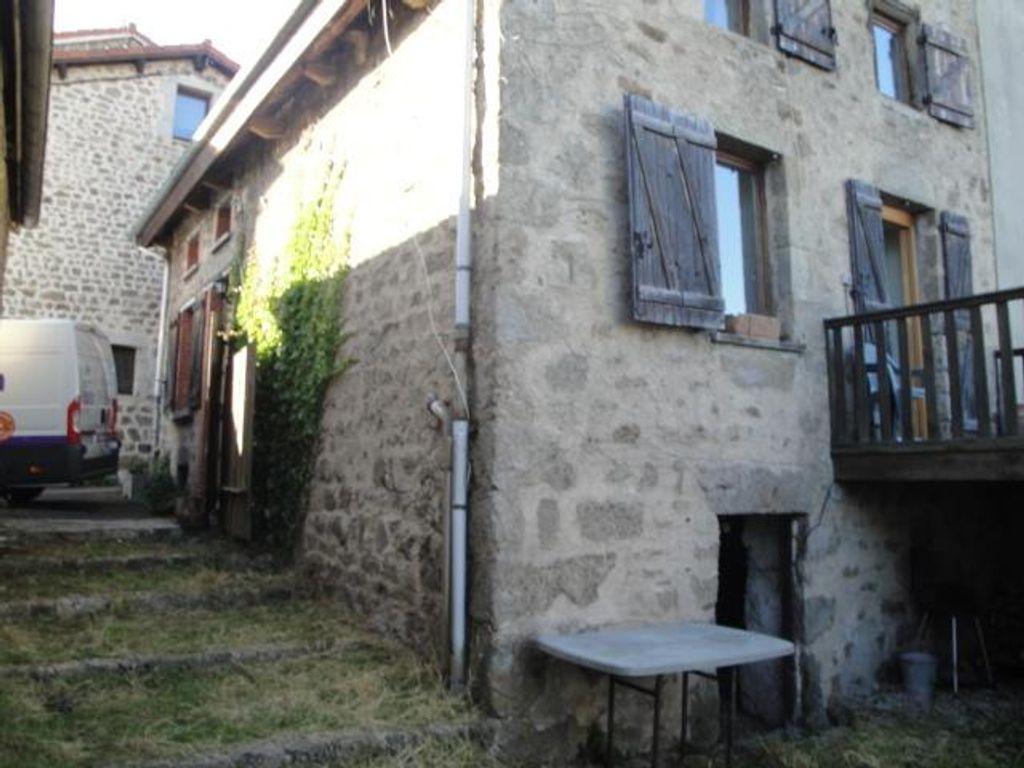 Achat maison 2chambres 63m² - Saint-Victor-Malescours