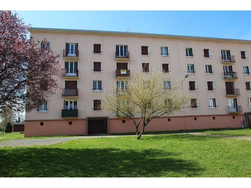 Achat appartement 4pièces 87m² - Decize