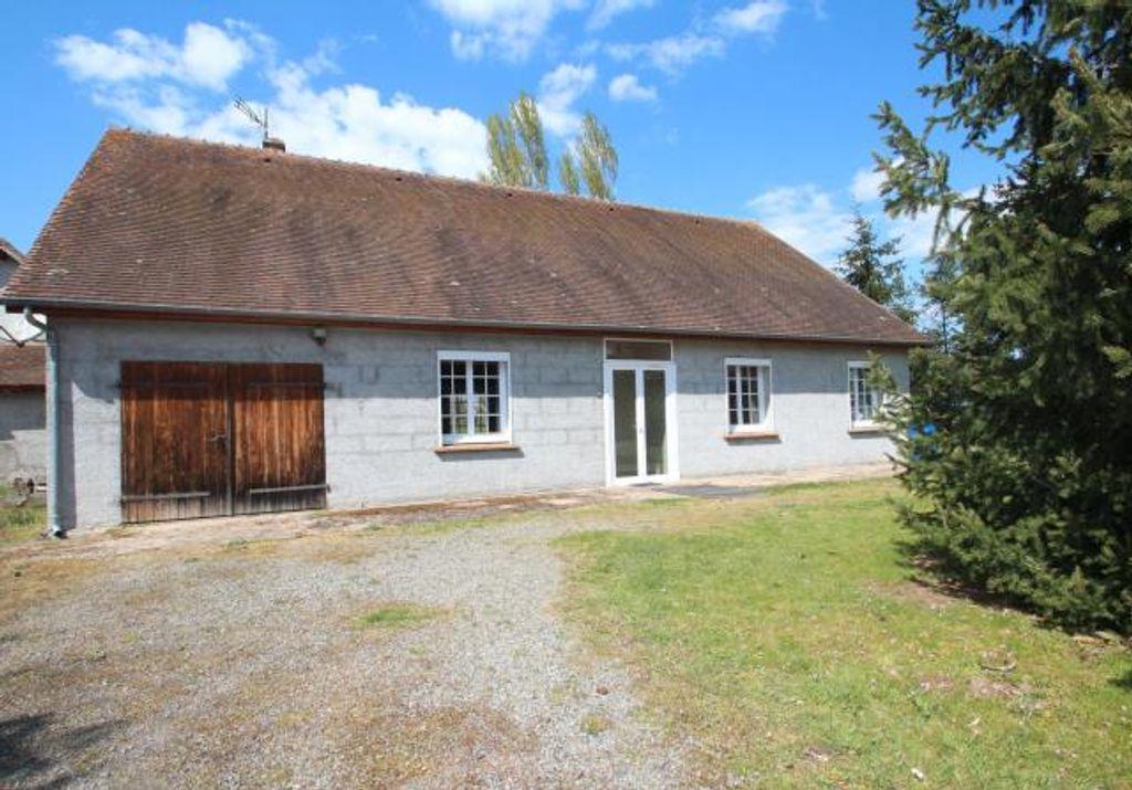 Achat maison 3chambres 98m² - Sougy-sur-Loire