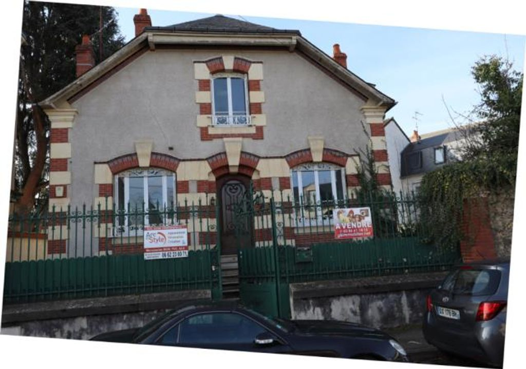 Achat maison 5chambres 163m² - Nevers