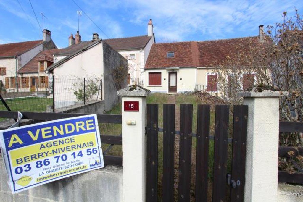Achat maison 1chambre 45m² - La Celle-sur-Nièvre