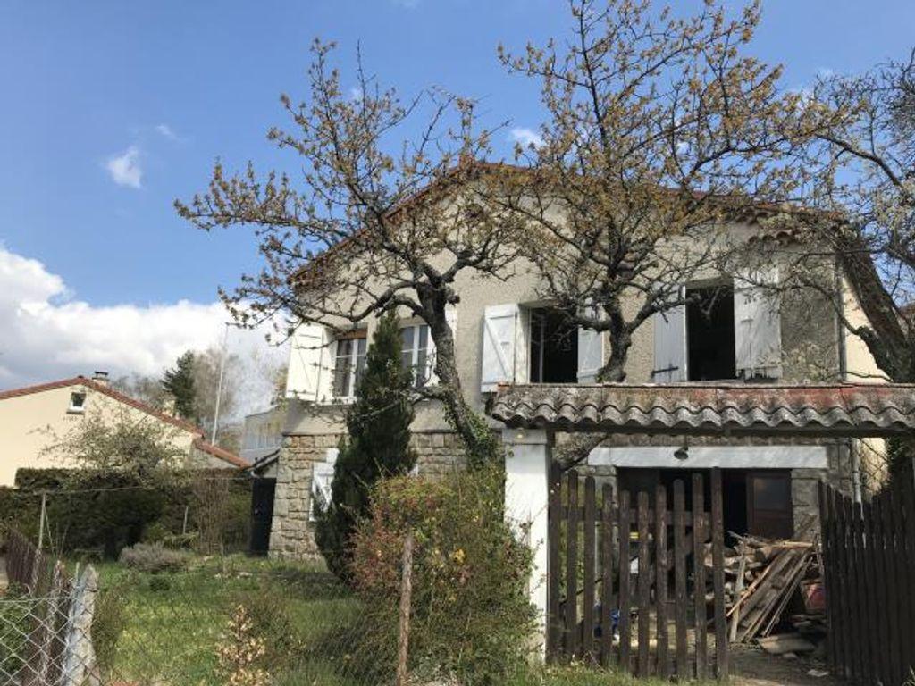 Achat maison 3chambres 68m² - Le Puy-en-Velay