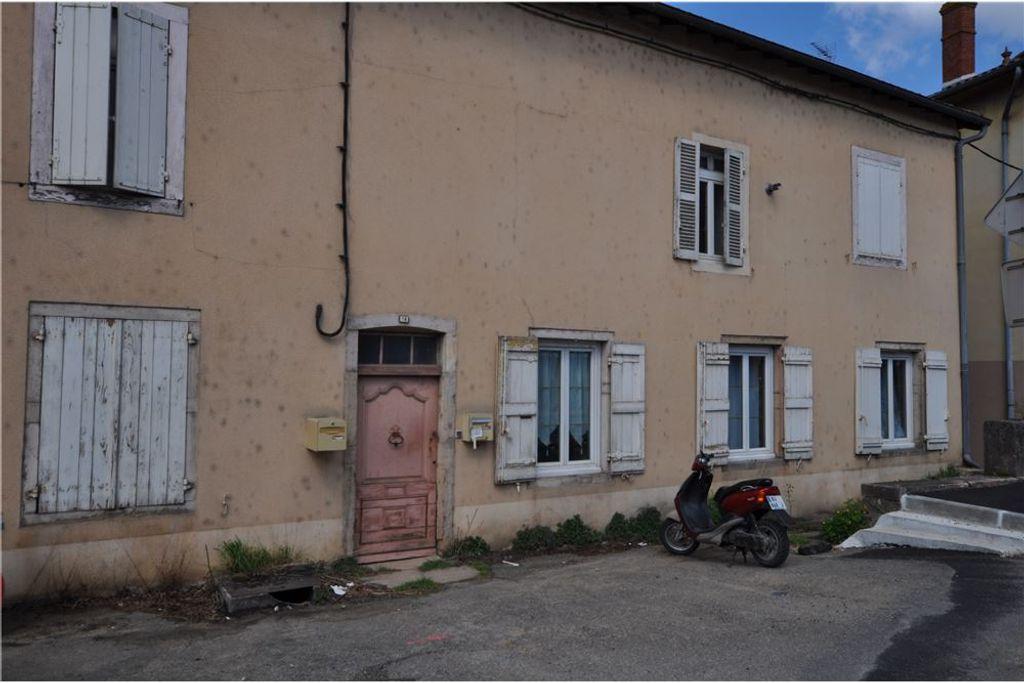 Achat maison 4chambres 150m² - Pont-de-Veyle