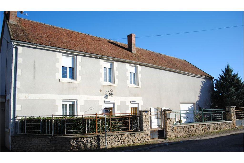 Achat maison 4chambres 200m² - Brinon-sur-Beuvron