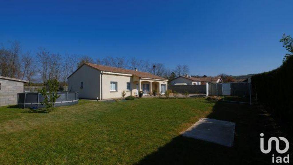 Achat maison 4chambres 125m² - Saint-Sorlin-en-Valloire