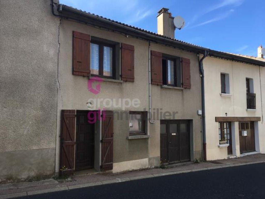 Achat maison 2chambres 60m² - Saint-Bonnet-le-Froid