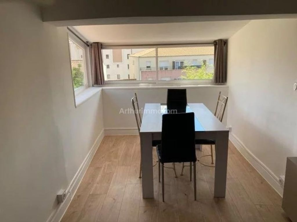 Achat appartement 2pièces 38m² - Montpellier