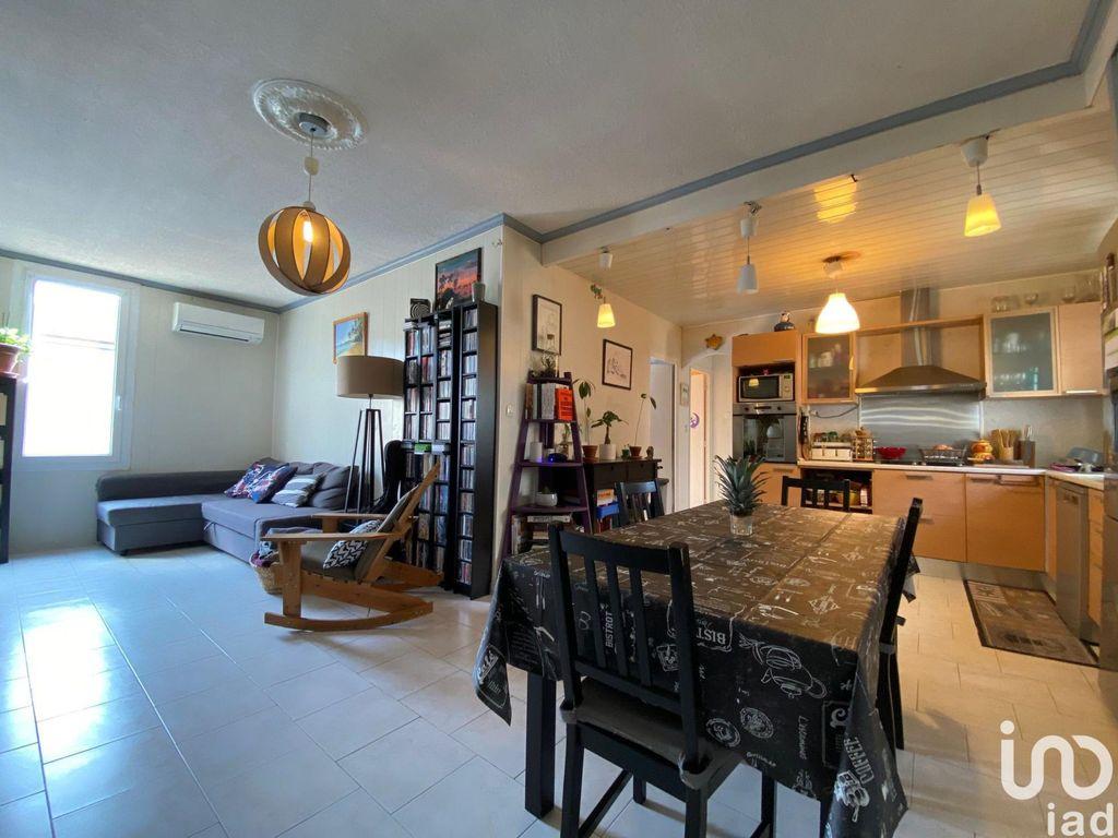 Achat appartement 4pièces 68m² - Marseille 16ème arrondissement