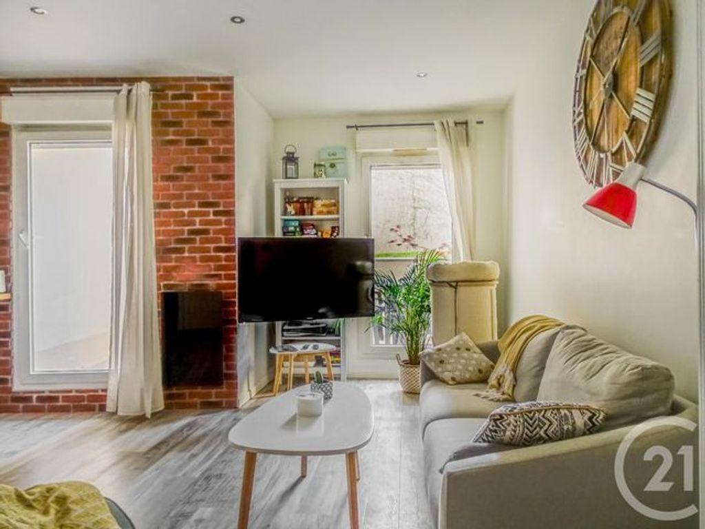 Achat appartement 2pièces 52m² - Lyon 3ème arrondissement