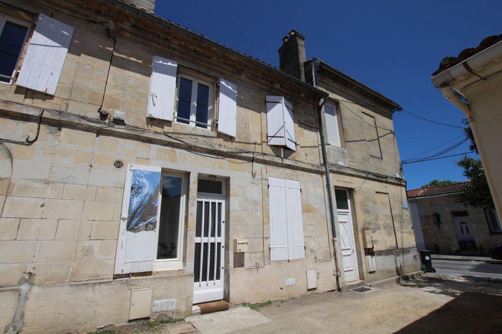 Achat studio 28m² - Bordeaux