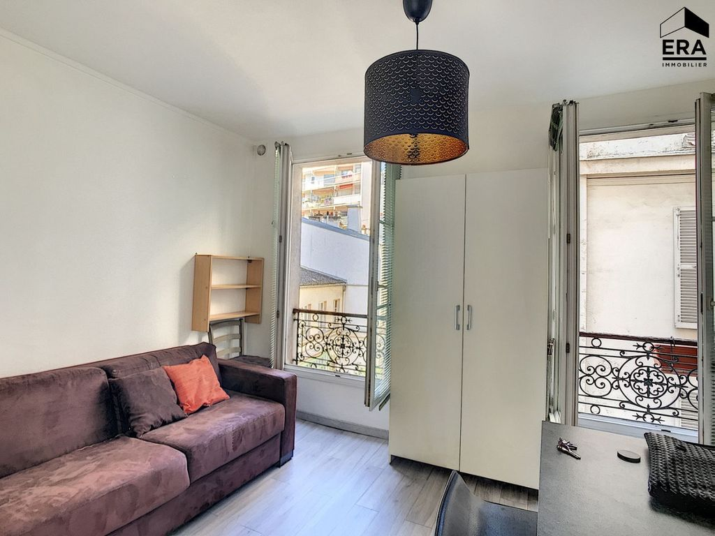 Achat studio 15m² - Paris 10ème arrondissement