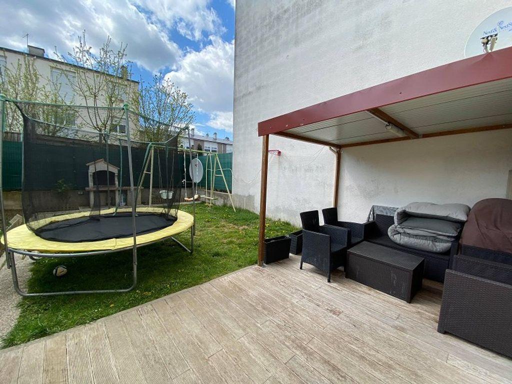 Achat maison 3chambres 90m² - Reims