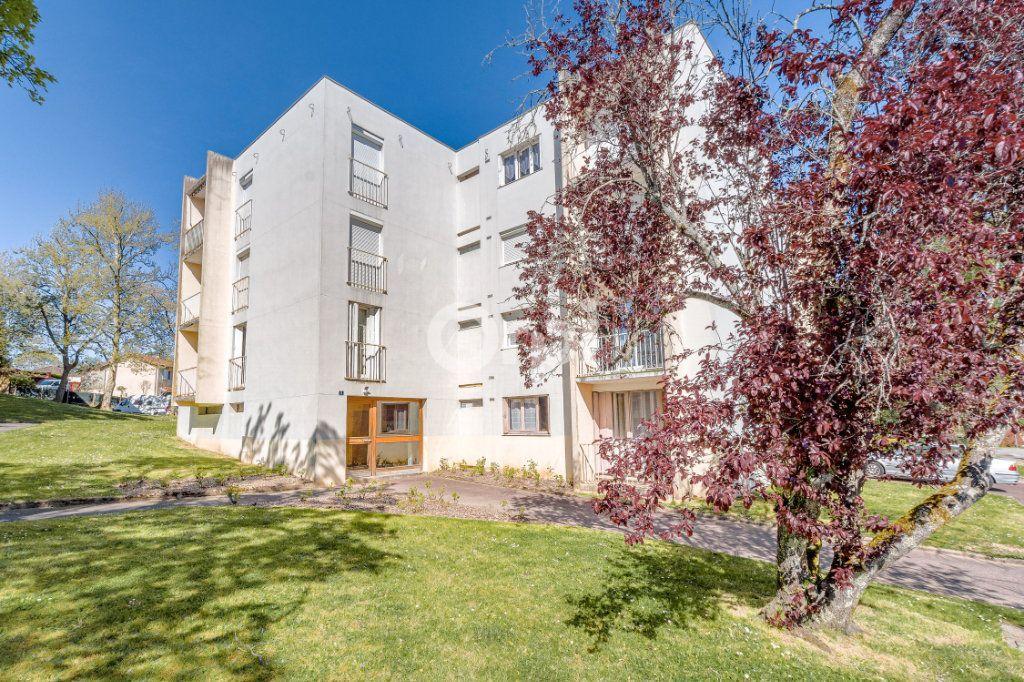 Achat appartement 2pièces 52m² - Limoges