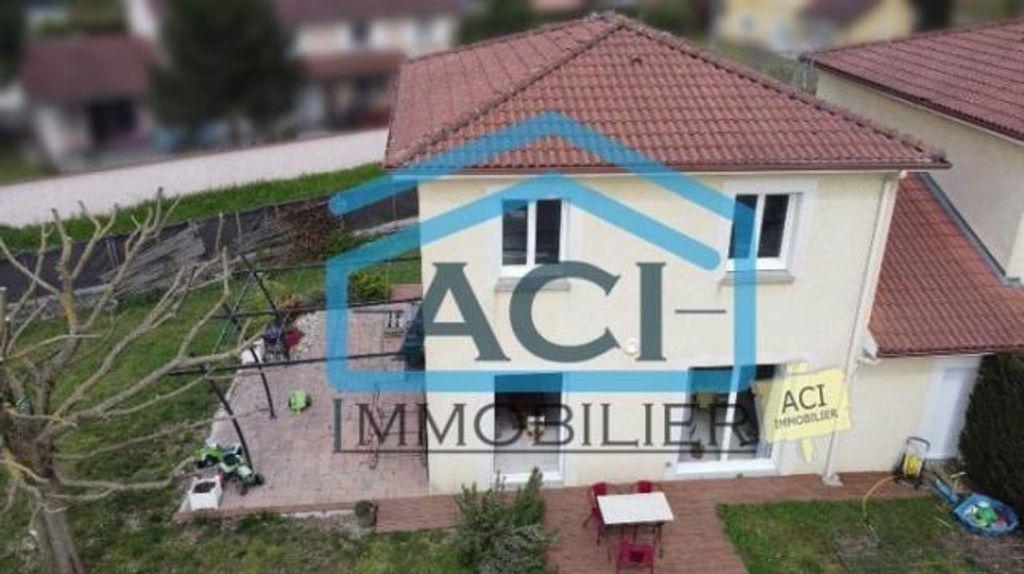 Achat maison 3chambres 85m² - Meximieux