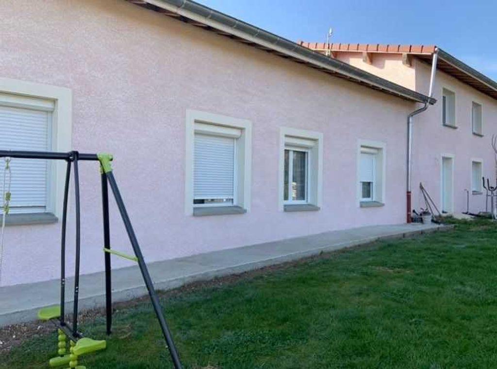 Achat maison 3chambres 123m² - Bourg-en-Bresse
