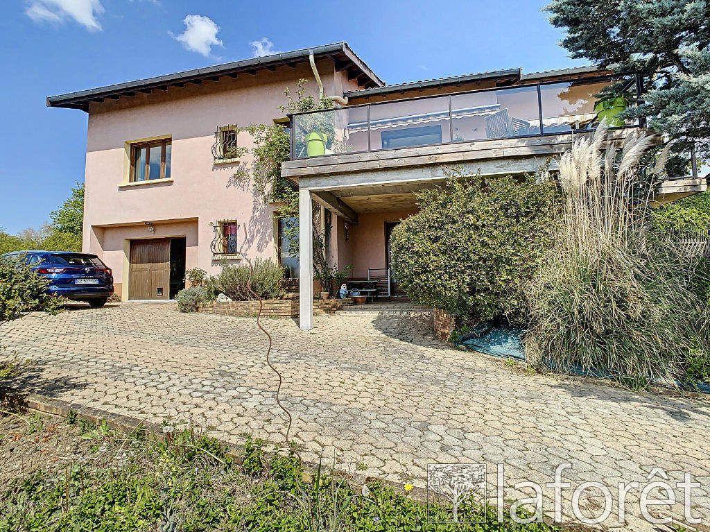 Achat maison 6chambres 262m² - Ambérieu-en-Bugey