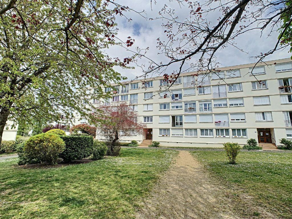 Achat appartement 4pièces 62m² - Tours
