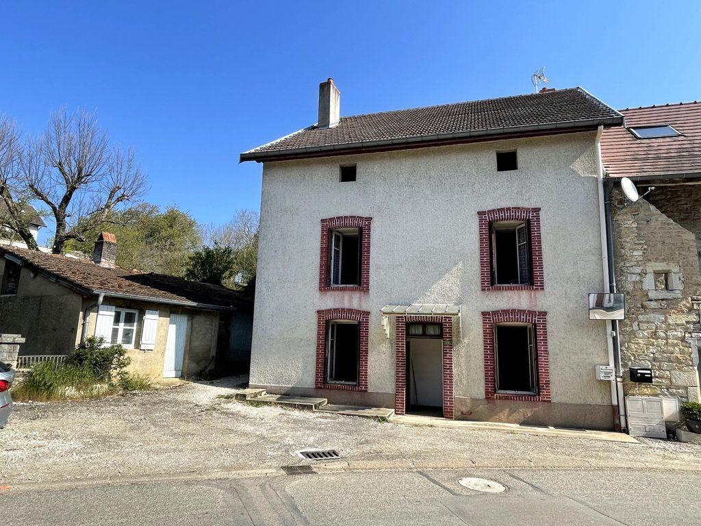 Achat maison 3chambres 115m² - Choisey