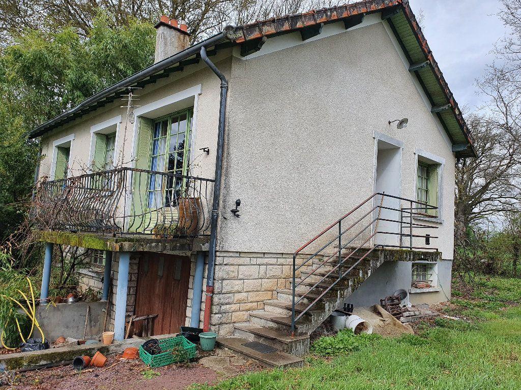 Achat maison 2chambres 75m² - Château-sur-Allier