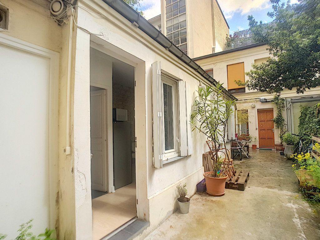 Achat appartement 2pièces 31m² - Paris 14ème arrondissement